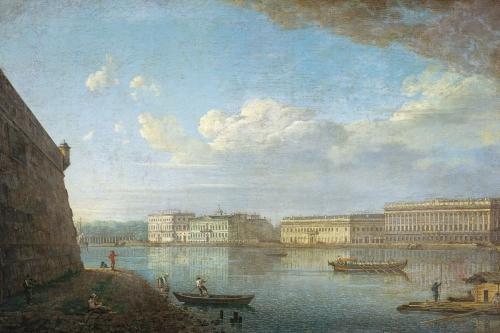 Алексеев Федор Яковлевич (1753(54)-1824) (3 работ)