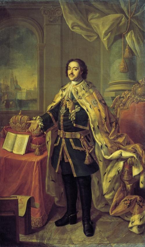 Антропов Алексей Петрович (1716-1795) (4 работ)