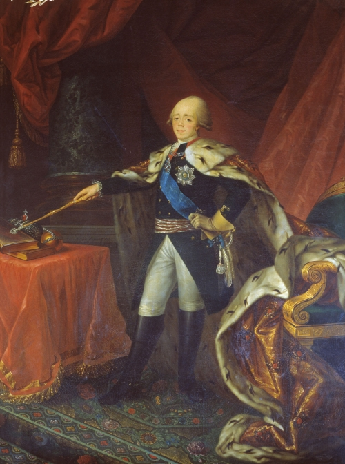 Аргунов Николай Иванович (1771 - не ранее 1829) (2 работ)