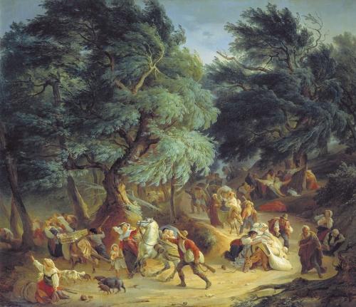 Басин Петр Васильевич (1793-1877) (4 работ)