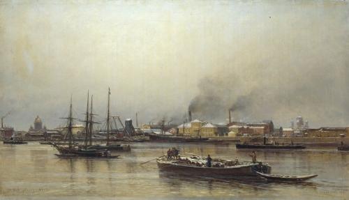 Беггров Александр (1841-1914) (3 работ)