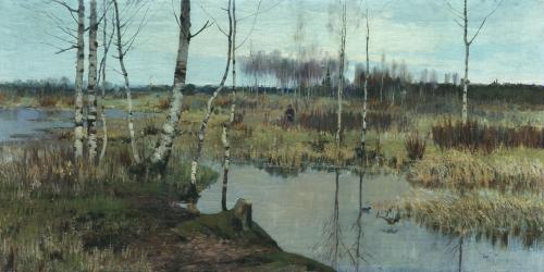 Бергольц Ричард (1864-1920) (4 работ)
