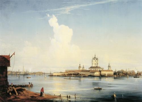 Боголюбов Алексей (1824-1896) (4 работ)