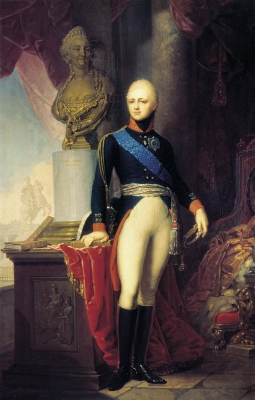 Боровиковский Владимир Лукич (1757-1825) (5 работ)