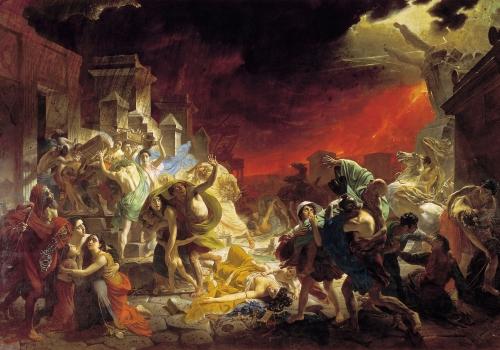 Брюллов Карл Павлович (1799—1852) (7 работ)