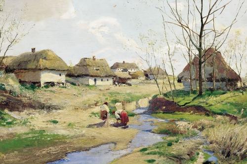 Васильковский Сергей (1854-1917) (3 работ)