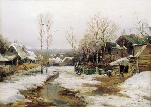 Вельц Иван (1866-1926) (3 работ)