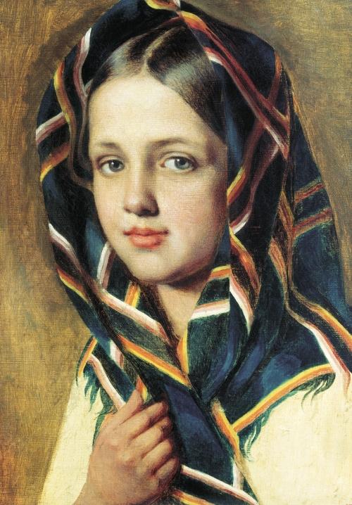 Венецианов Алексей Гаврилович (1780-1847) (6 работ)
