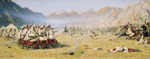 Верещагин Василий Васильевич (1842-1904) (7 работ)