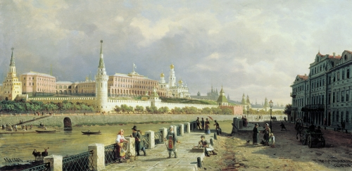 Верещагин Петр (1836-1886) (5 работ)