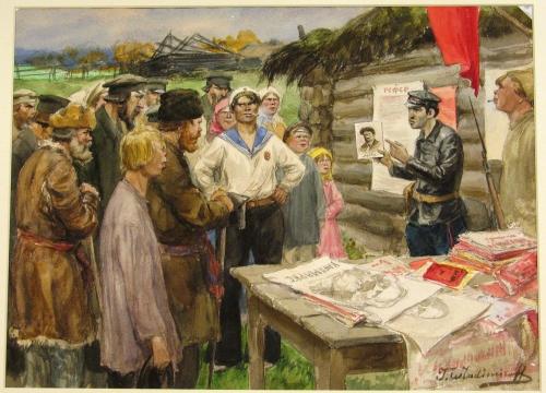 Владимиров Иван Алексеевич (1869-1947) (12 работ)