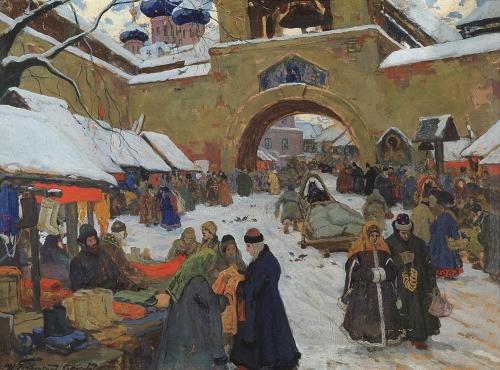 Горюшкин-Сорокопудов Иван (1873-1954) (4 работ)