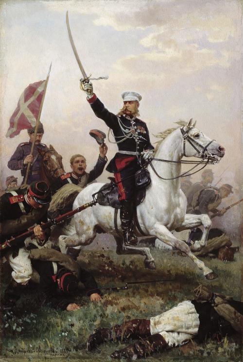 Дмитриев-Оренбургский Николай (1837-1898) (2 работ)