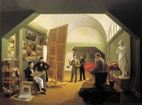 Зеленцов Капитон Алексеевич (1790-1845) (3 работ)