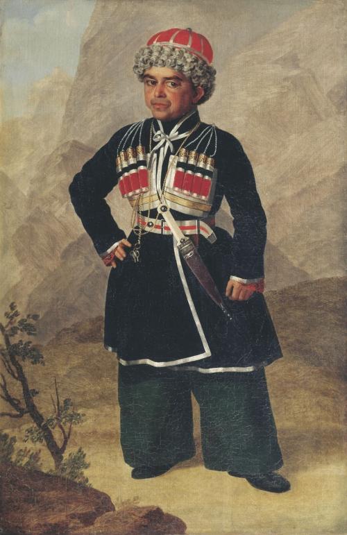 Зауервейд Александр Иванович (1783-1844) (3 работ)