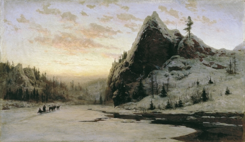 Казанцев Владимир (1849-1902) (1 работ)