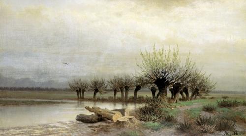 Каменев Лев (1833-1886) (6 работ)