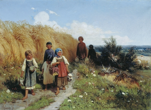 Кившенко Алексей (1851-1895) (2 работ)
