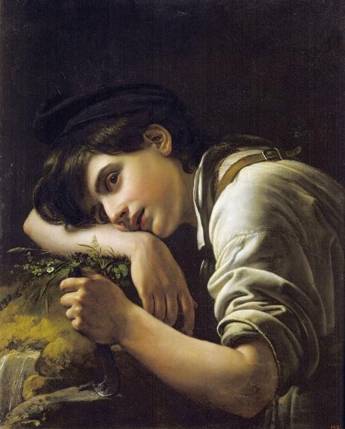 Кипренский Орест Адамович (1782-1836) (5 работ)