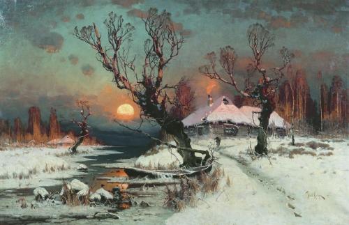 Клевер Юлий (1850-1924) (5 работ)