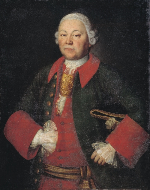 Колокольников Мина Лукич (1707-1775) (2 работ)