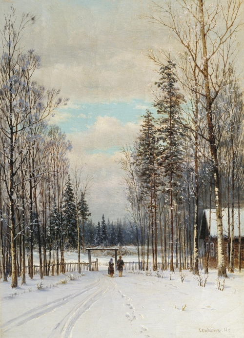 Кондратенко Гавриил (1854-1924) (2 работ)