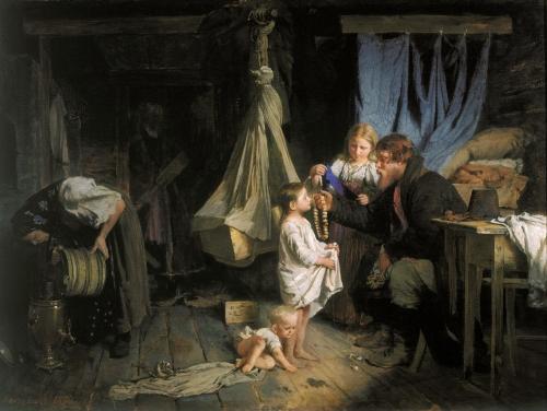 Корзухин Алексей (1835-1894) (6 работ)