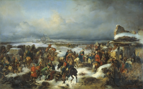 Коцебу Александр (1815-1889) (2 работ)