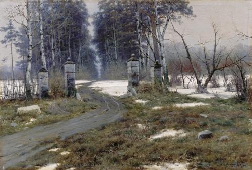 Крыжицкий Константин (1858-1911) (16 работ)