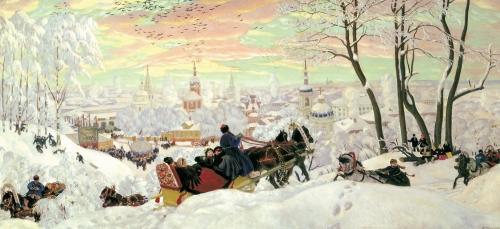 Кустодиев Борис (1878-1927) (3 работ)
