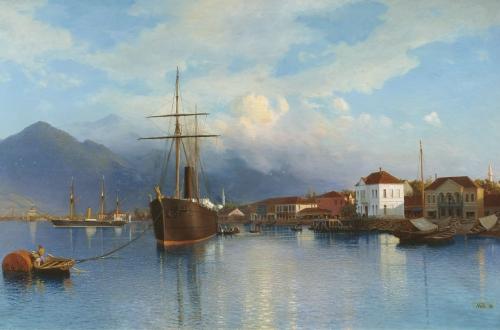 Лагорио Лев (1827-1905) (8 работ)