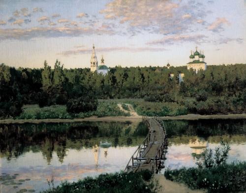 Левитан Исаак (1860-1900) (13 работ)