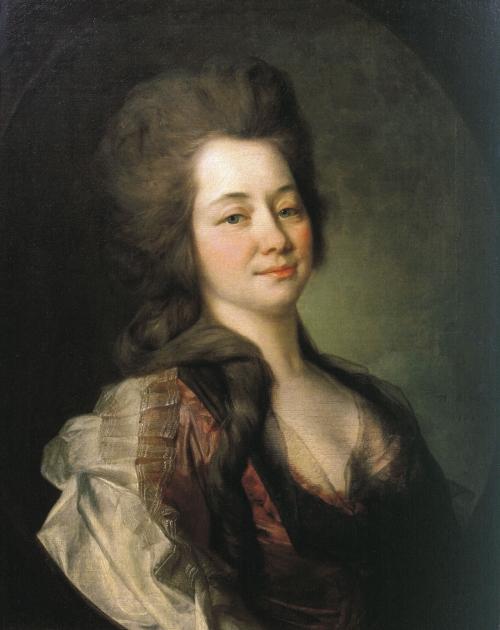 Левицкий Дмитрий Григорьевич (1735-1822) (9 работ)