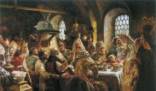 Маковский Константин (1839-1915) (17 работ)
