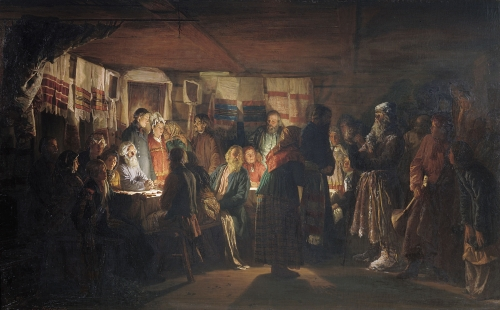 Максимов Василий (1844-1911) (4 работ)