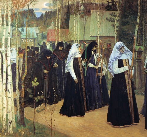 Нестеров Михаил (1862-1942) (13 работ)