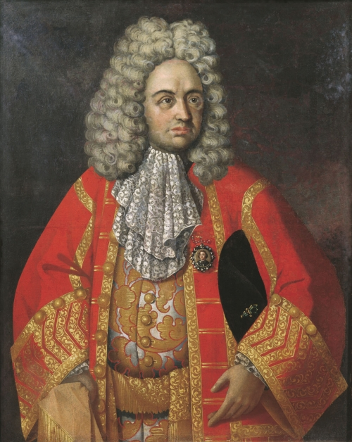 Никитин Роман Никитич (около 1680-1753) (2 работ)