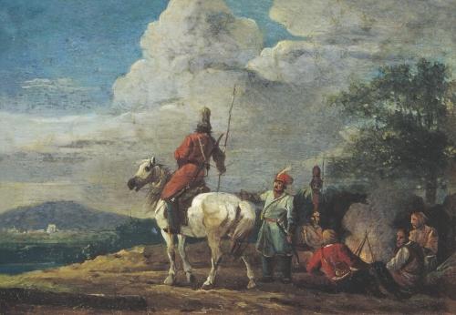 Орловский Александр Осипович (1777-1832) (2 работ)