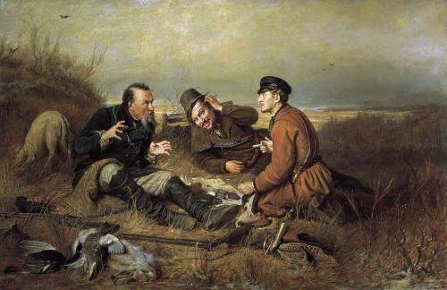 Перов Василий (1834-1882) (2 работ)