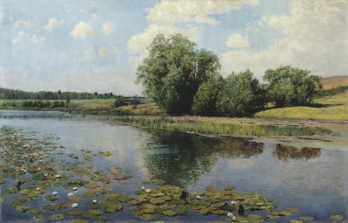 Остроухов Илья (1858-1929) (4 работ)