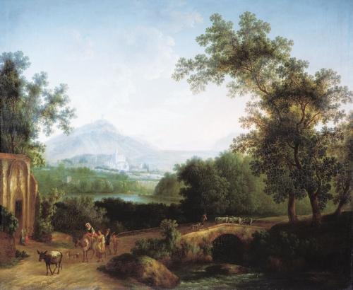 Петров Василий Петрович (около 1770-1810) (2 работ)