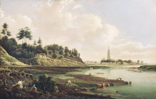 Рабус Карл Иванович (1800-1857) (2 работ)