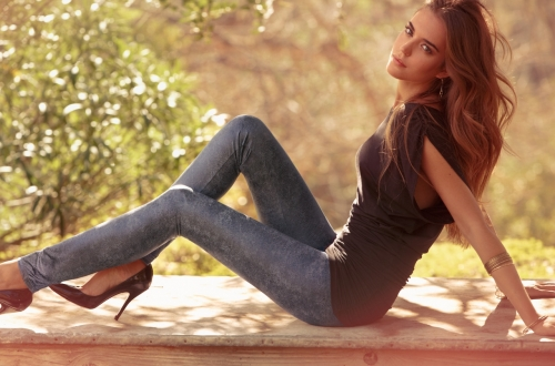 Calzedonia Spring - Summer 2011 Campaign (29 работ)