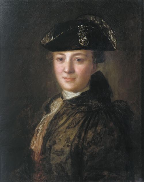 Рокотов Федор (1735-1808) (7 работ)