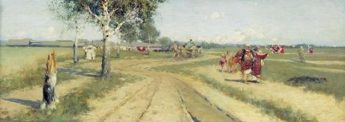Рябушкин Андрей (1861-1904) (3 работ)