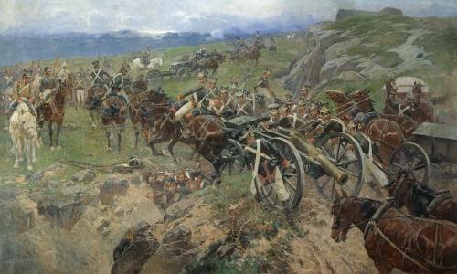 Рубо Франц (1856-1928) (5 работ)