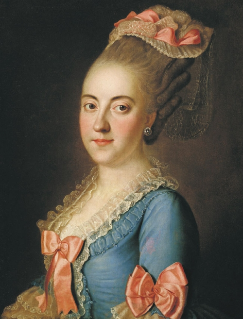 Саблуков Иван Семенович (1735-1777) (2 работ)