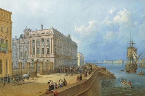 Садовников Василий Семенович (1800-1879) (2 работ)