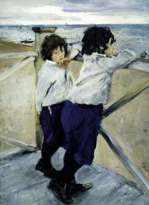 Серов Валентин (1865-1911) (2 работ)