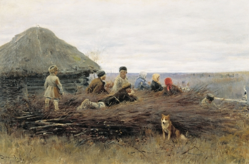 Степанов Алексей (1858-1923) (5 работ)